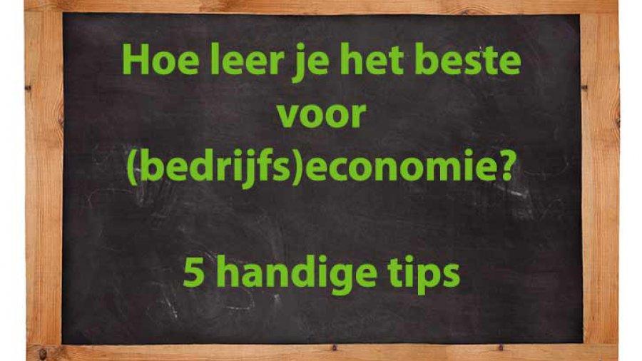 hoe_leer_je_voor_economie_osacademie